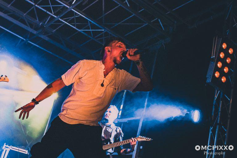 Asinis Band - Live on Stage at Rock am Stück Apocarlypse 2020 - Paso