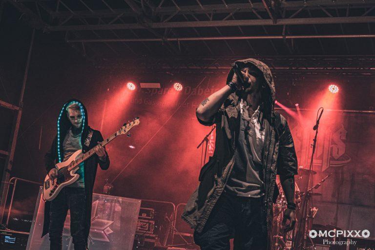 Asinis Band - Live on Stage at Rock am Stück Apocarlypse 2020 - Paso - Steek