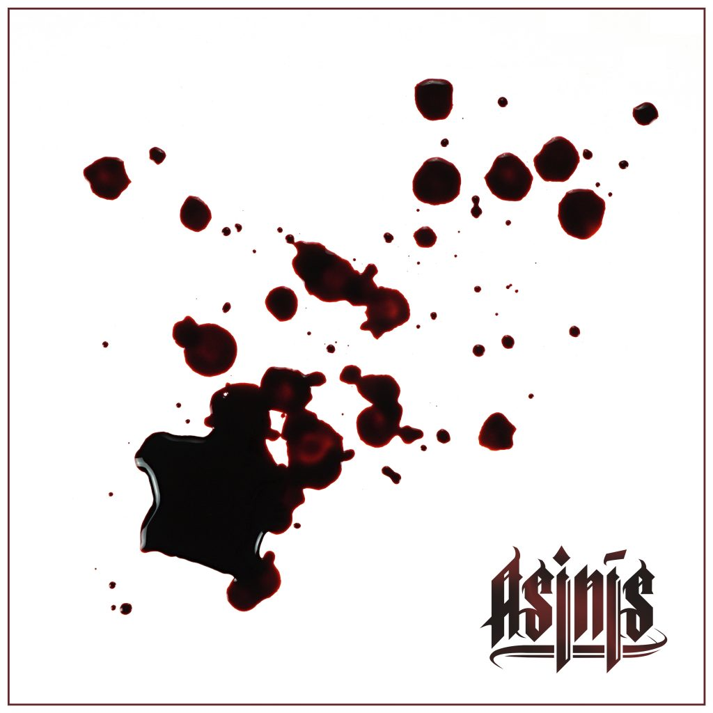 Blood EP Cover